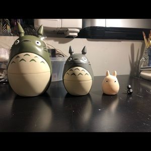 Other - Totoro containers